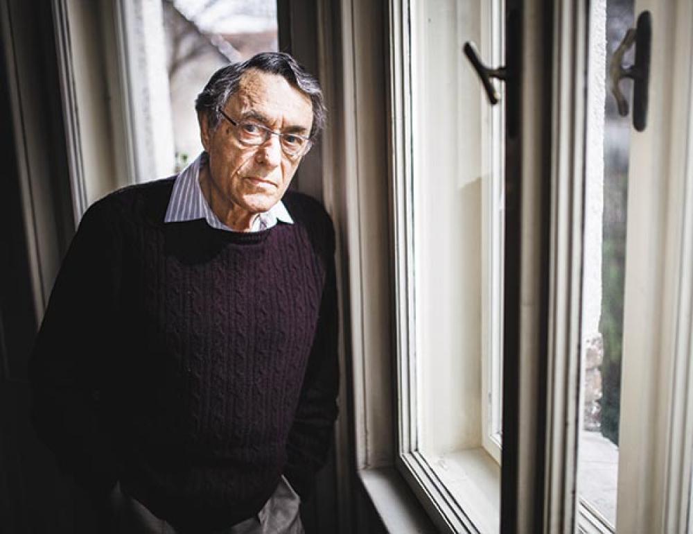 Dr. Varga Zoltán pszichológus - Fotó: Üveges Zsolt