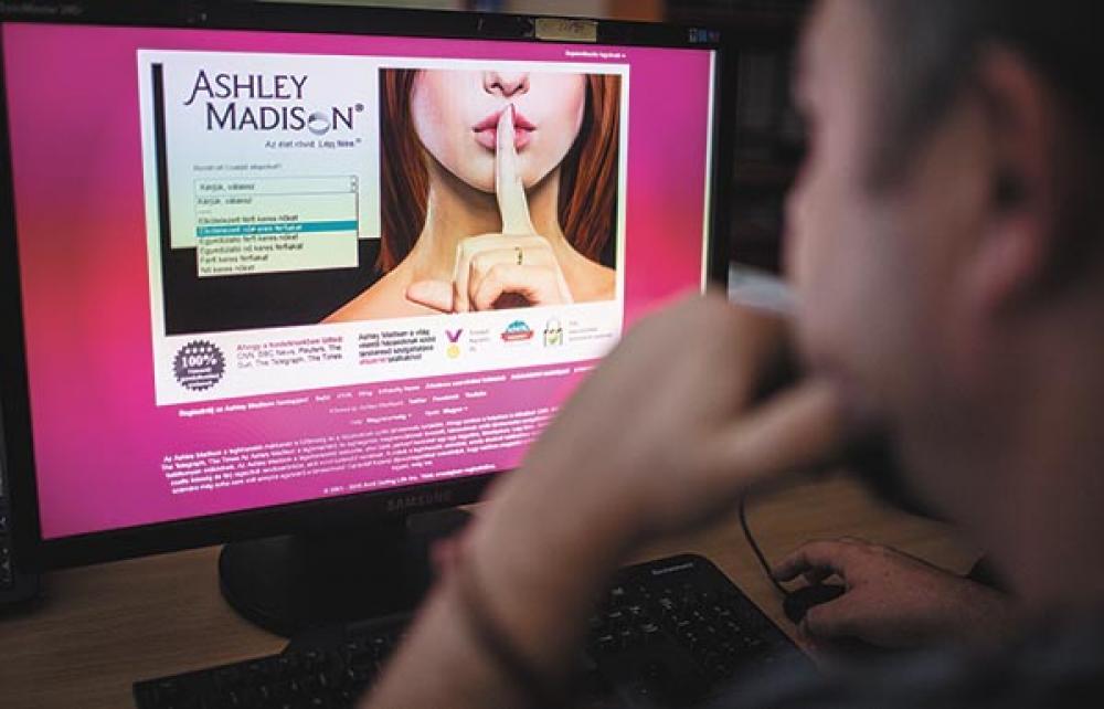 ashley madison társkereső oldal