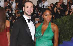 Férjhez ment Serena Williams