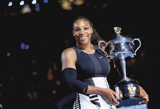 <h1>Serena Williams, AFP</h1>-